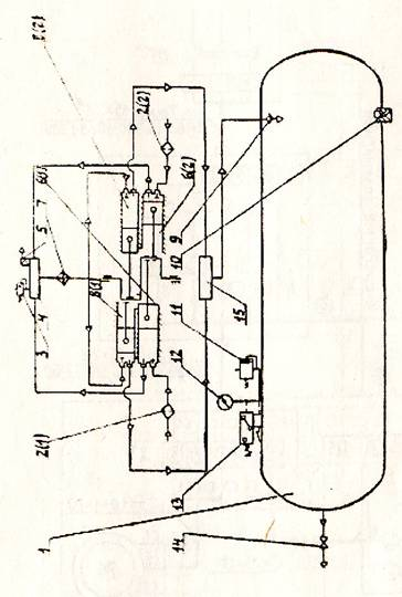 поршневых компрессоров